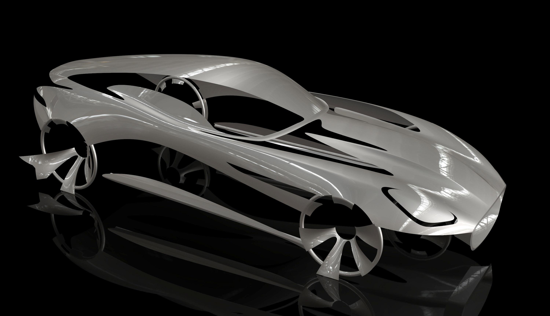 Jaguar F Type Interior >> Jaguar-Inspired Artwork Unveiled At Clerkenwell Design Week