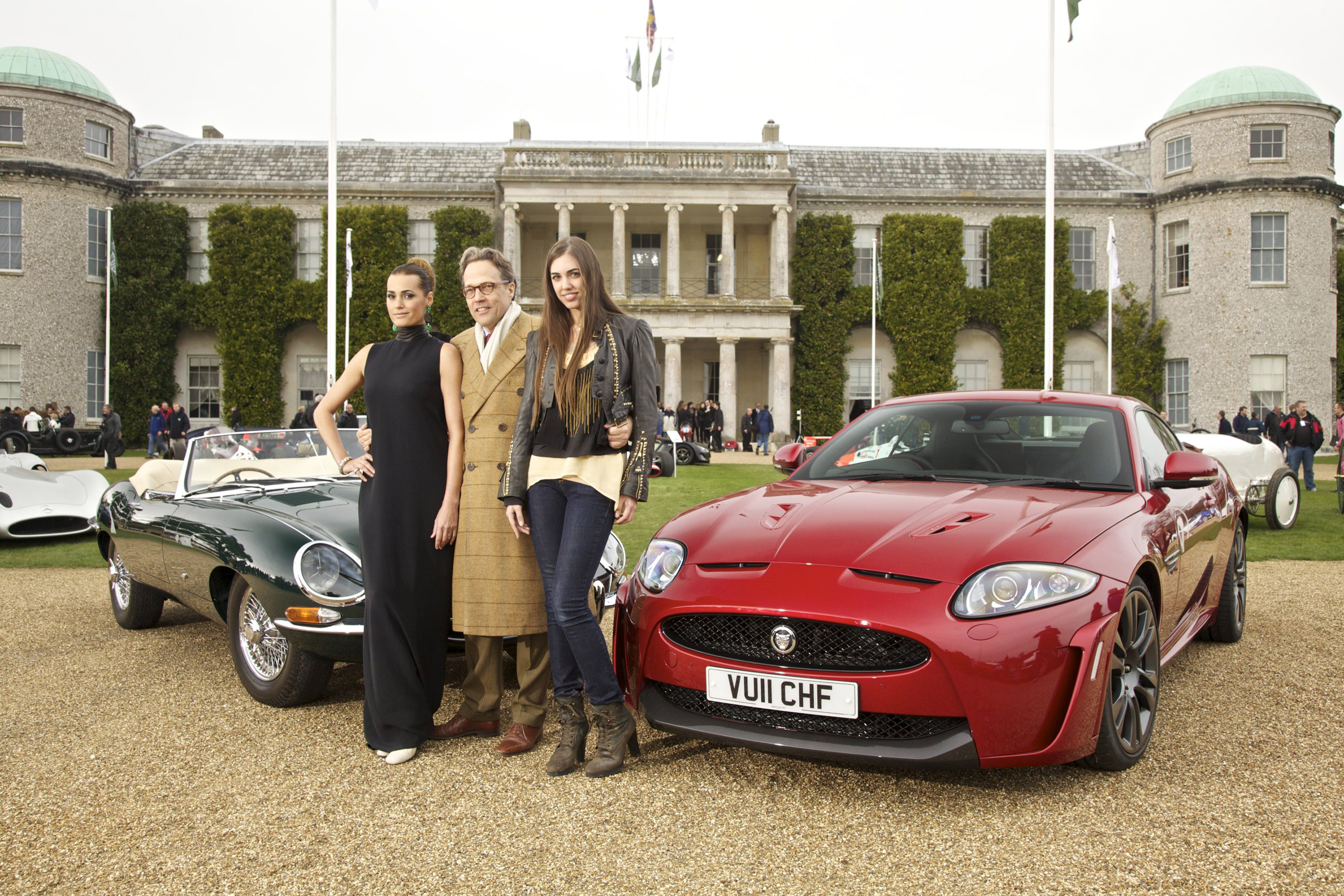 Jaguar At The 2011 Goodwood Festival Of Speed Picture 50950