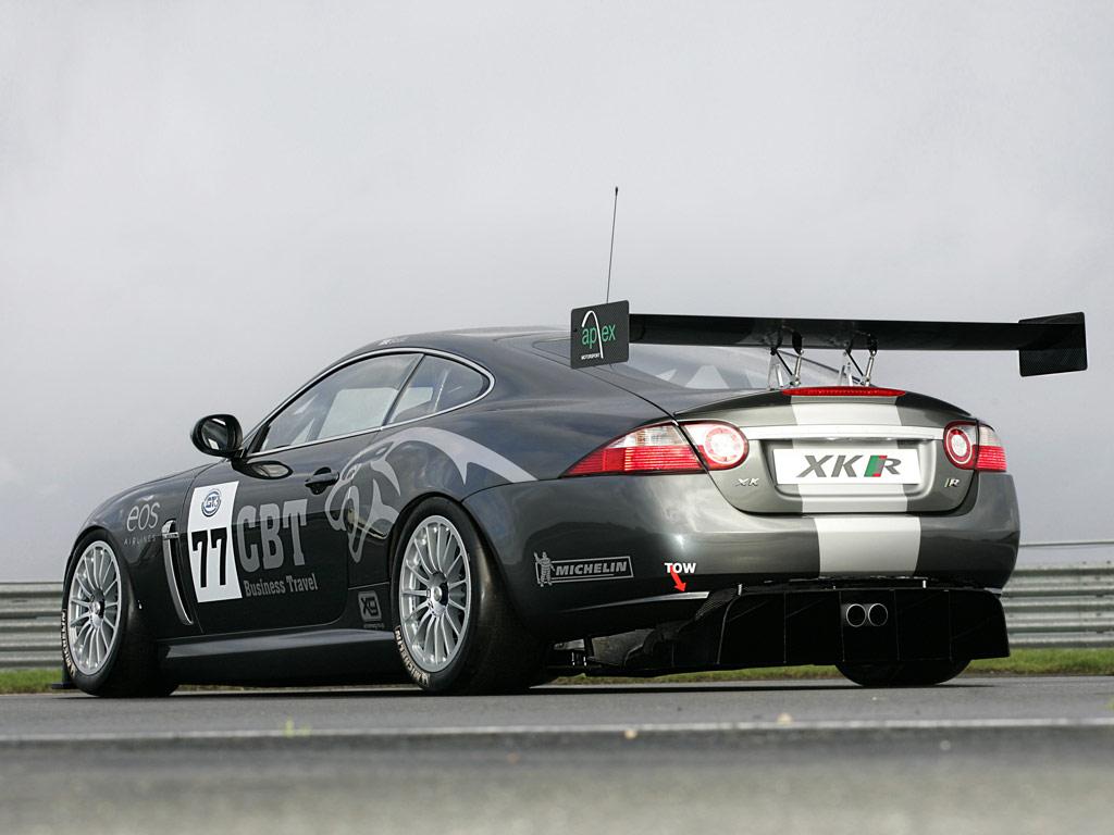 Premier Auto Group >> Jaguar XKR GT3