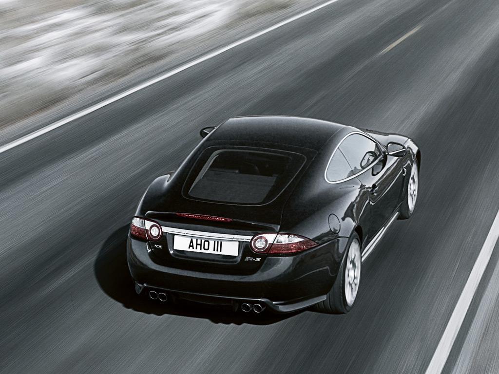 ... Jaguar XKR S, ...