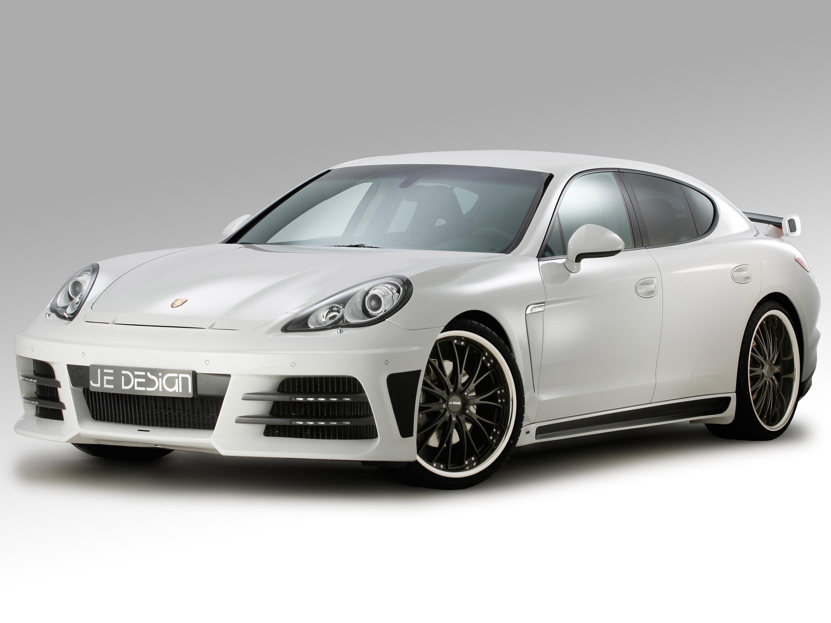Je design porsche panamera 970 - Porsche panamera 5 portes ...