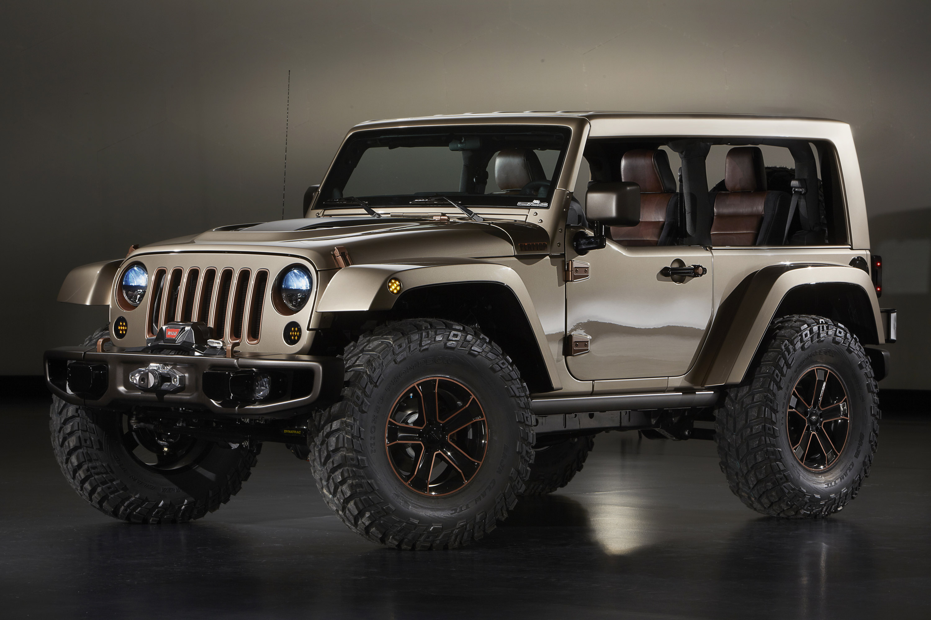 Jeep And Mopar Reveal Six New Concepts For 47th Annual