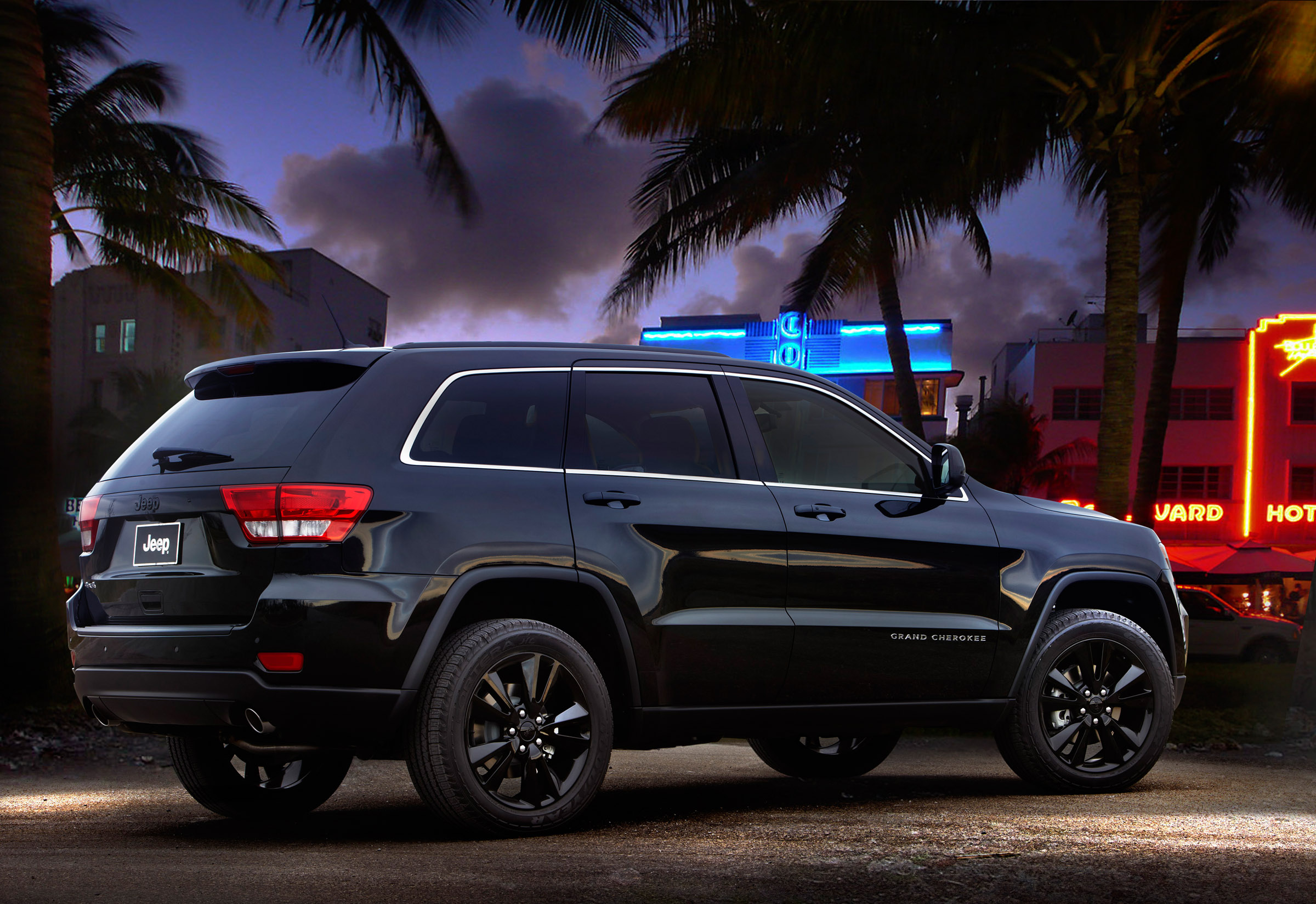 Jeep Grand Cherokee Concept Picture 63769