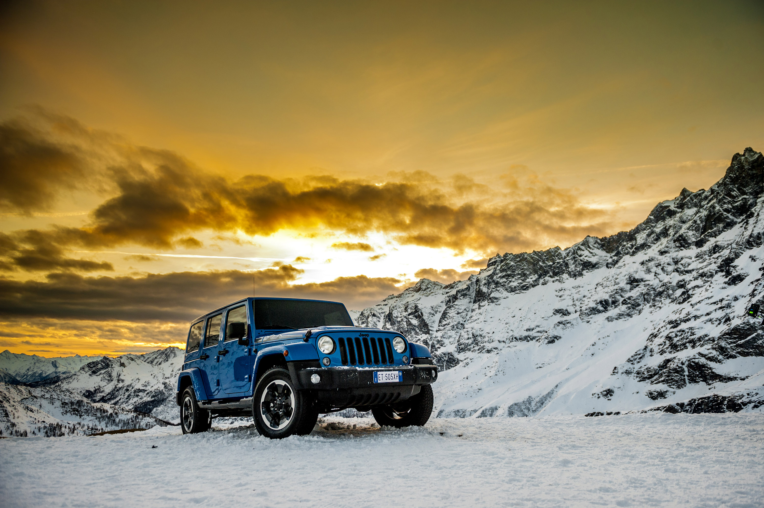 Cool Jeep Wrangler Polar Special Edition Is All Hot News