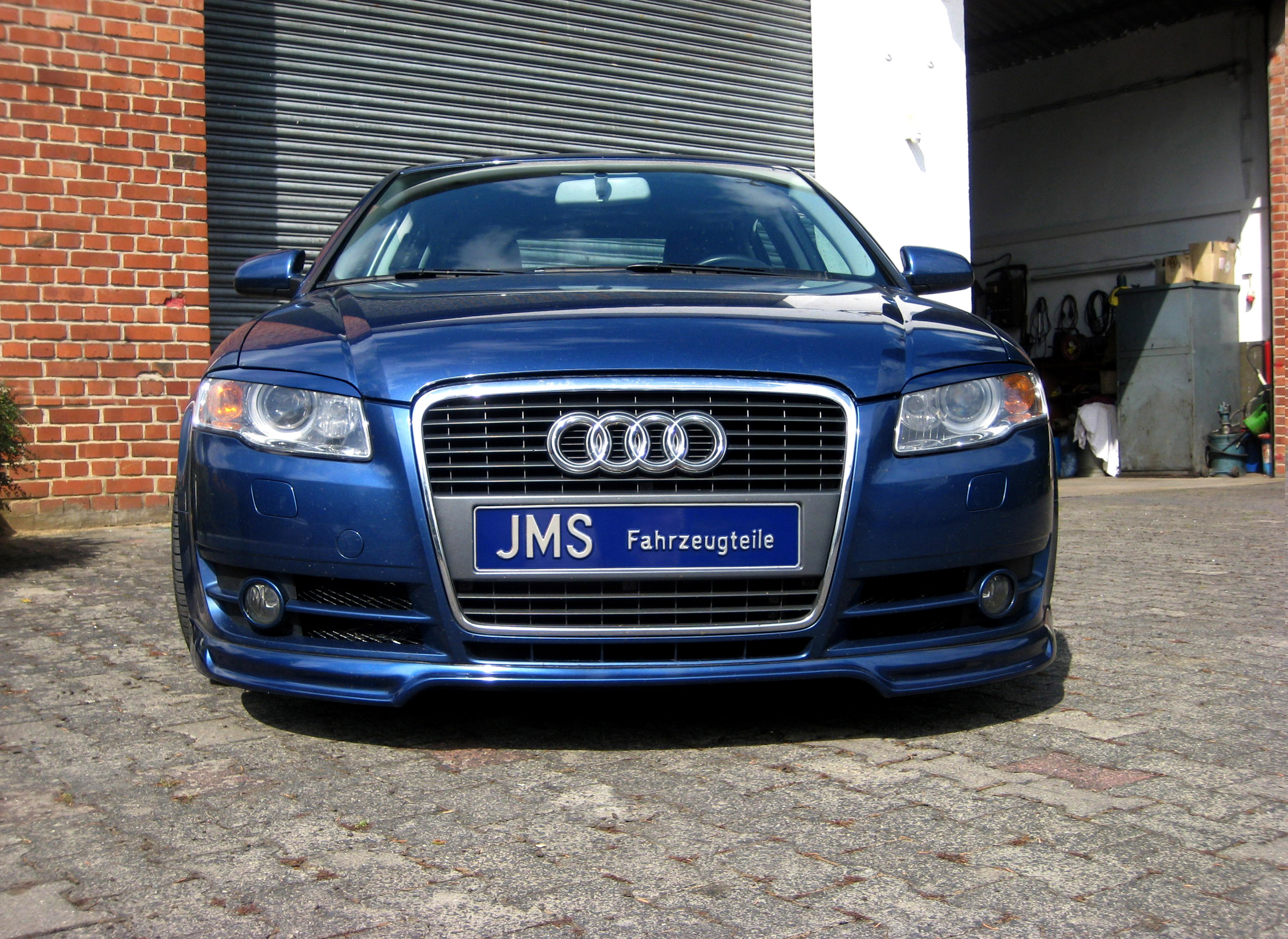 JMS Audi A4   Cheap And Simple Audi Car Tuning On Audi Q7 Tuning, ...