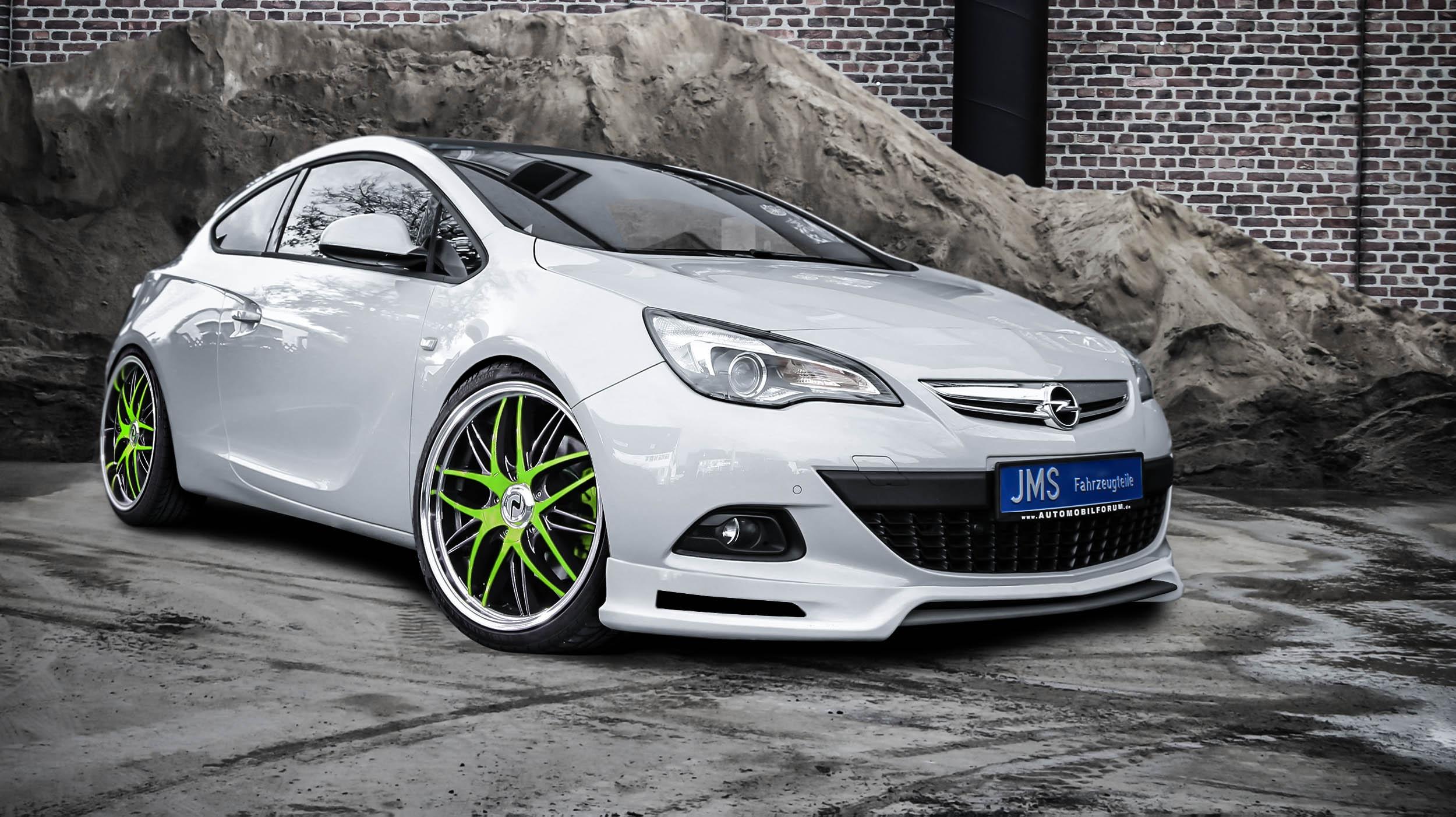 Opel styling