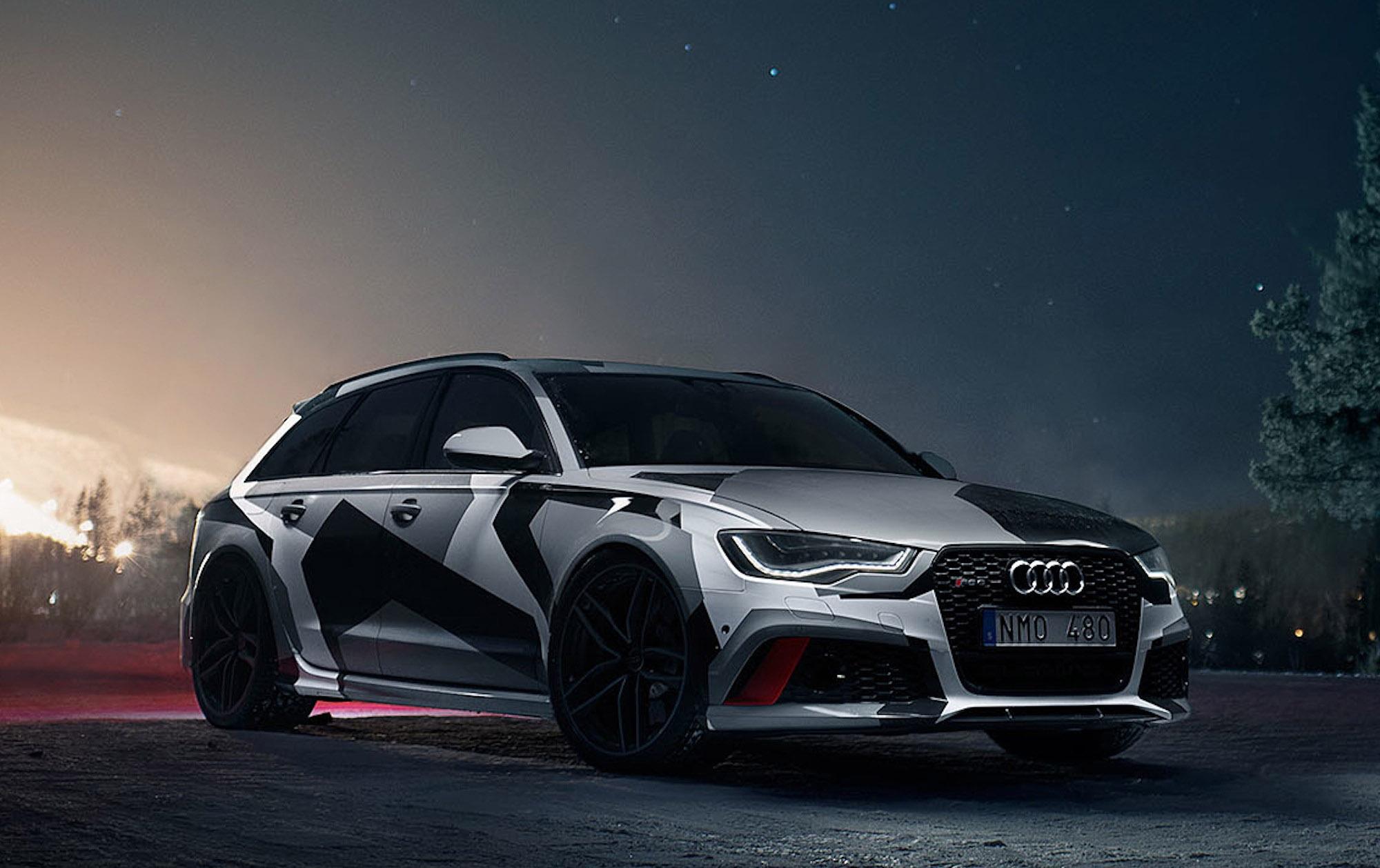 Jon Olsson Reveals His Audi Rs6 Avant