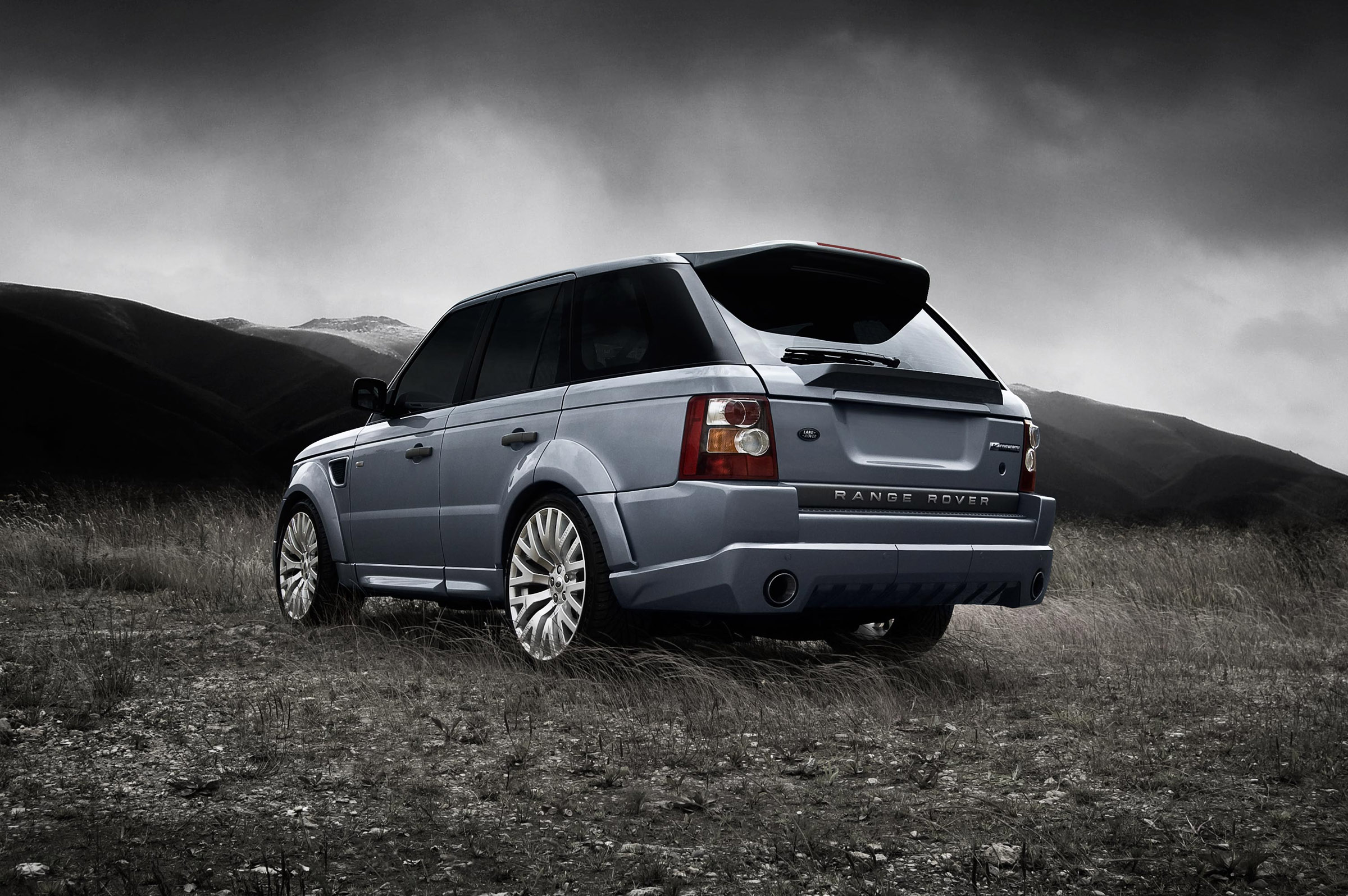 Kahn Cosworth 300 Range Rover Sport Picture 18893