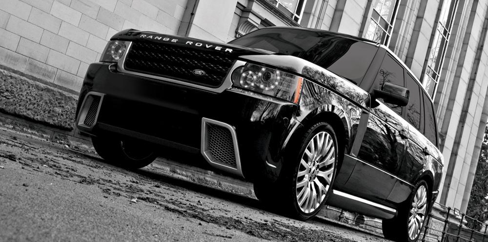 Bruce Auto Parts >> Kahn Range Rover RS500
