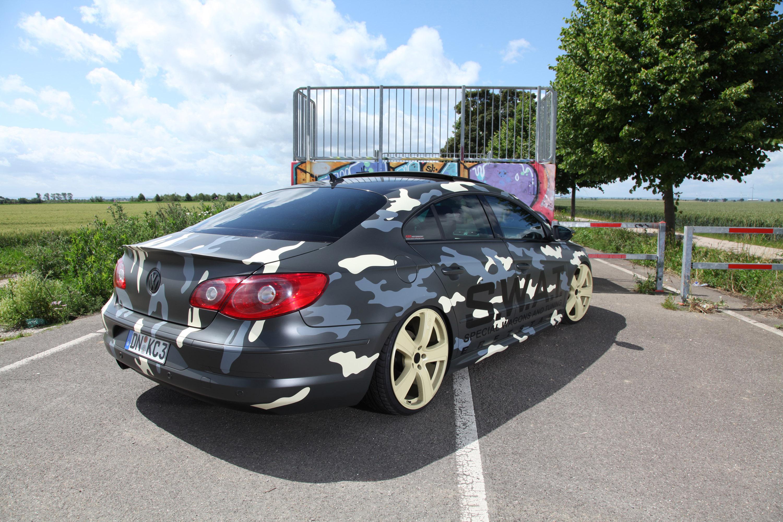 Kbr Motorsport Volkswagen Passat Cc Picture 71602