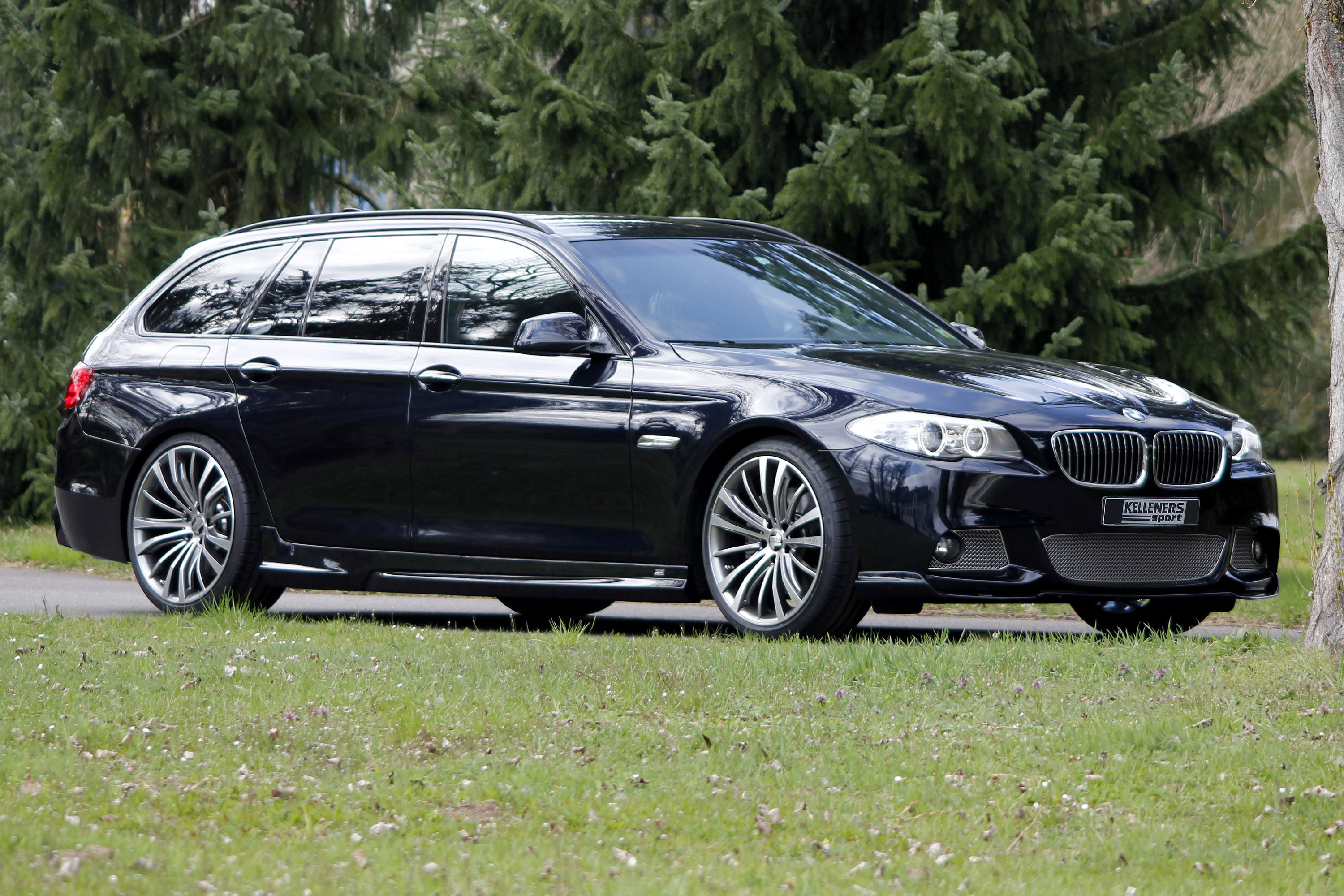 Bmw Série 5 Sport bmw 5 series m sport with vossen wheels bmw