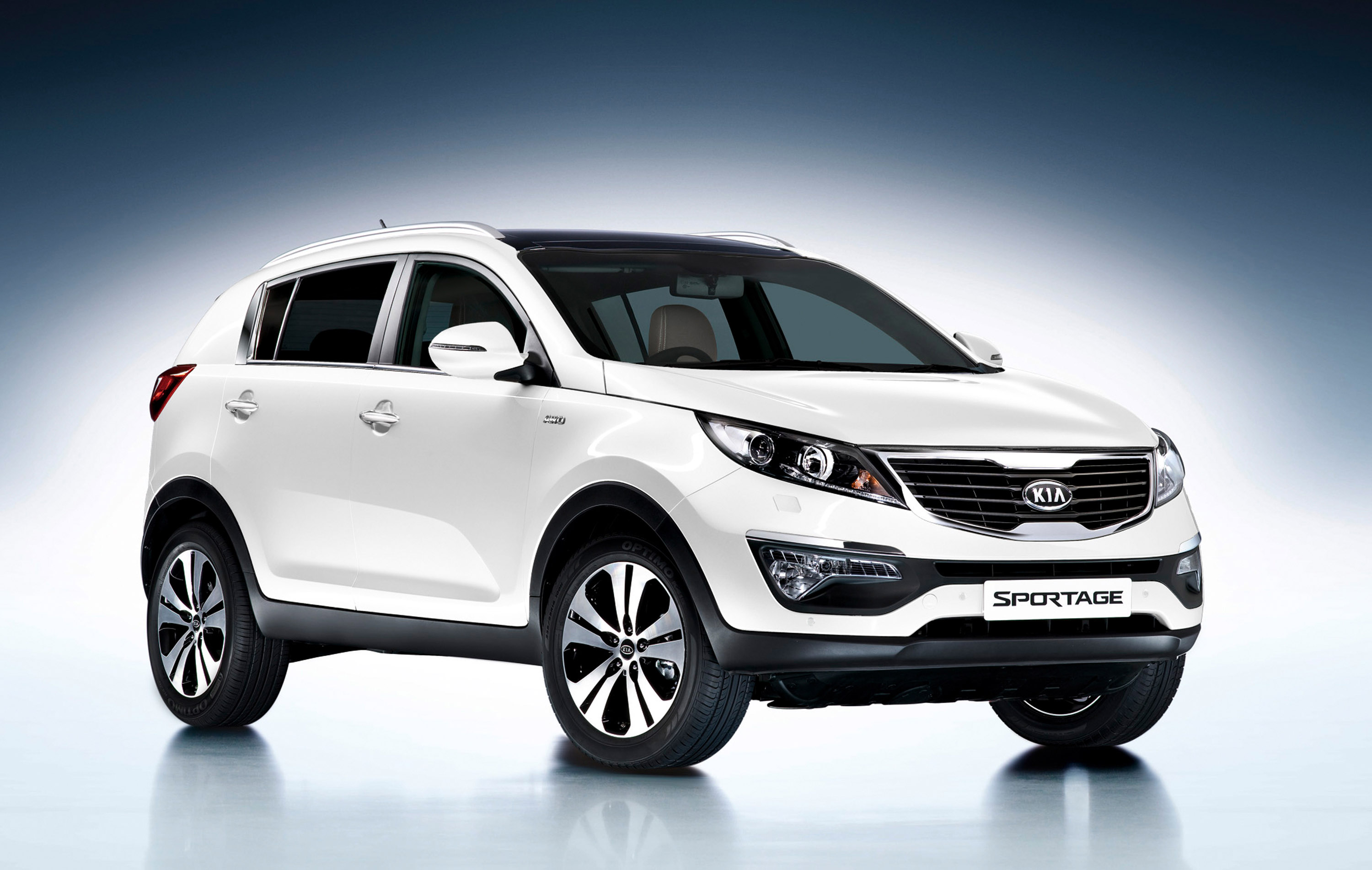 kia release top of the range sportage kx 4. Black Bedroom Furniture Sets. Home Design Ideas