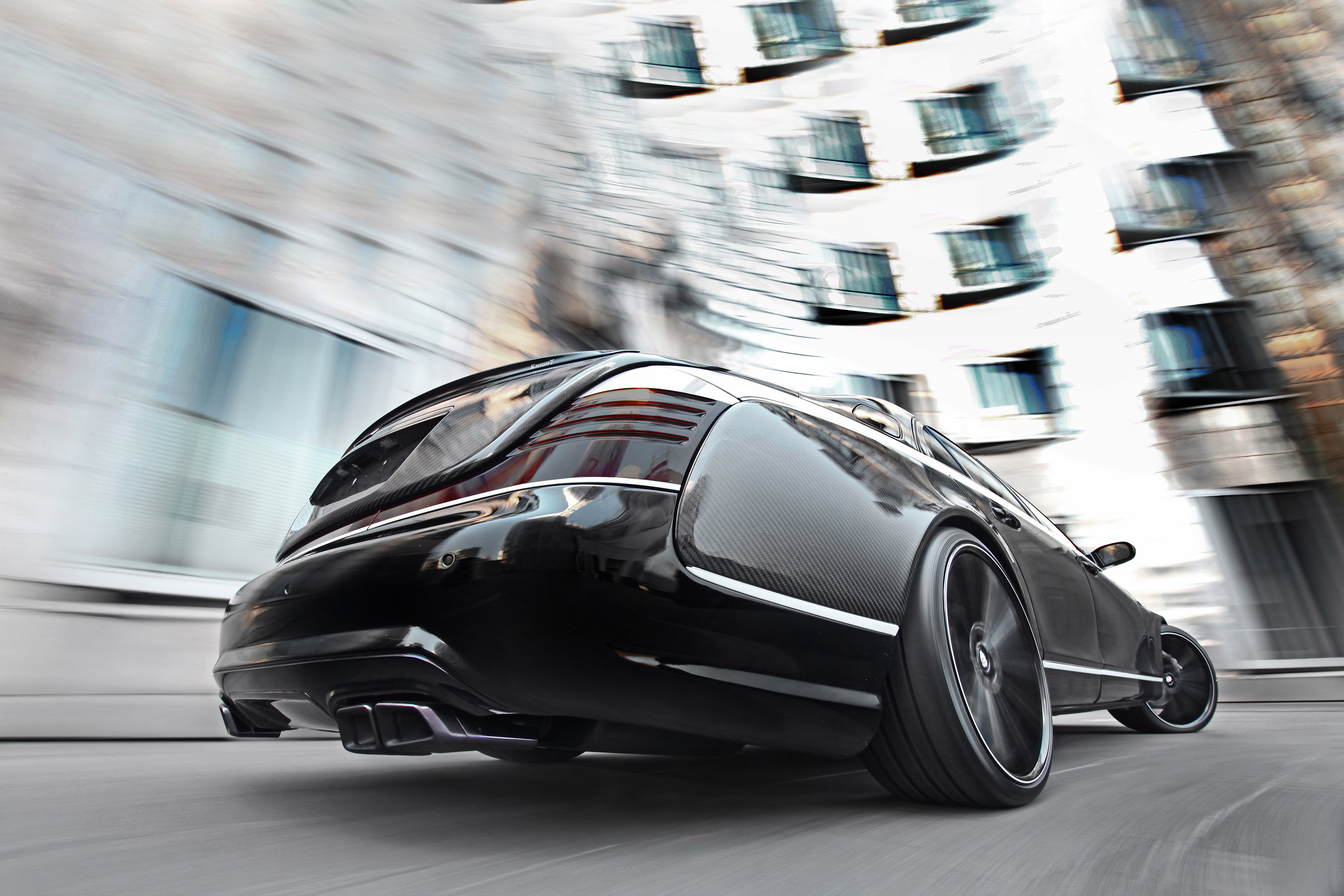 Knight Luxury Sir Maybach 57s Picture 94044