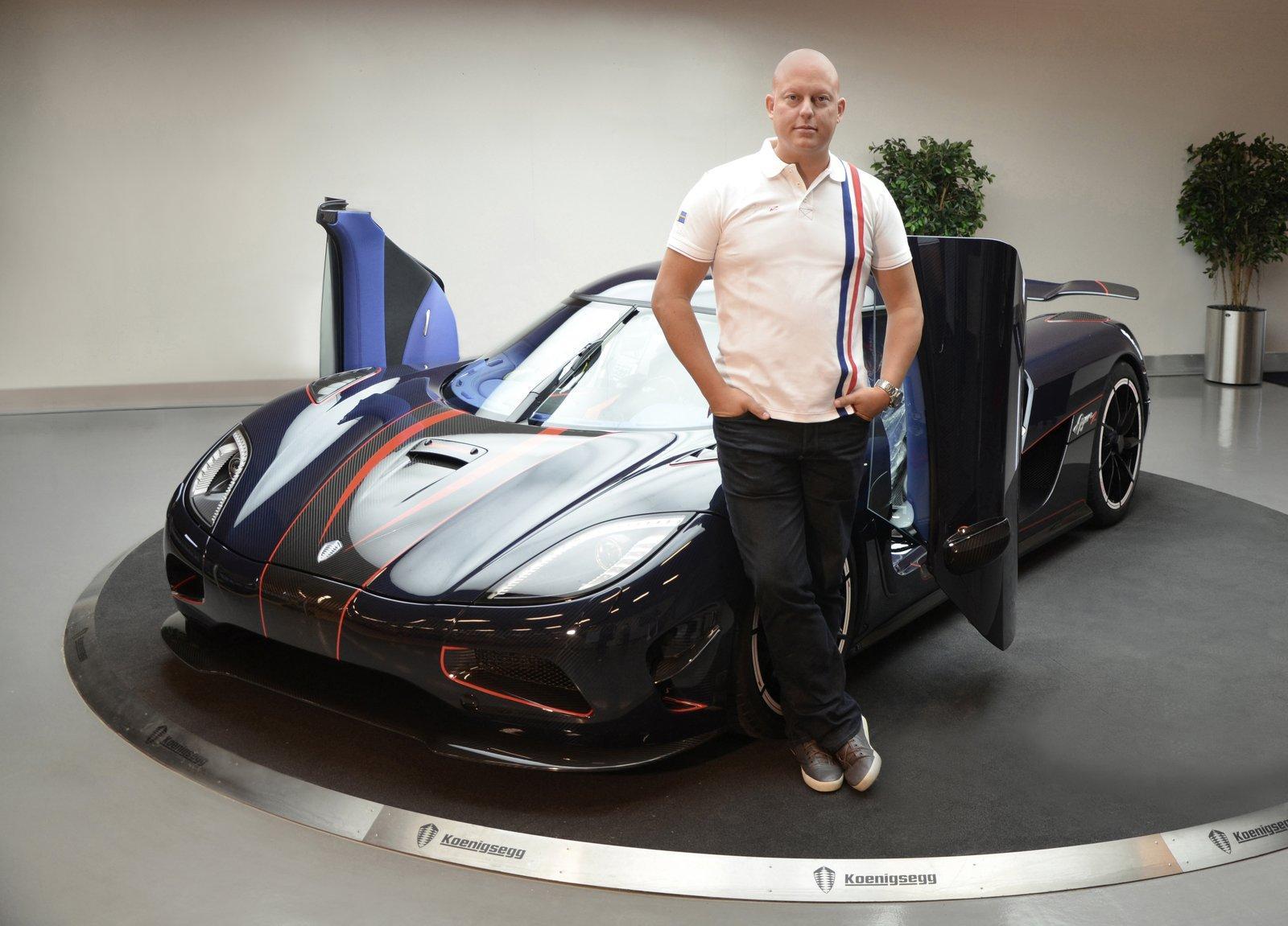Koenigsegg Agera R Blt For China