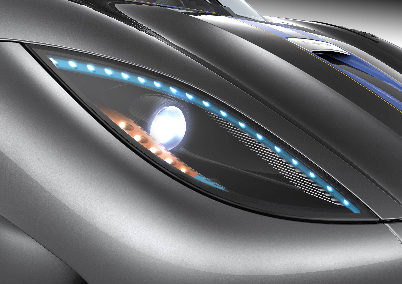 Koenigsegg Releases New Supercar Koenigsegg Agera