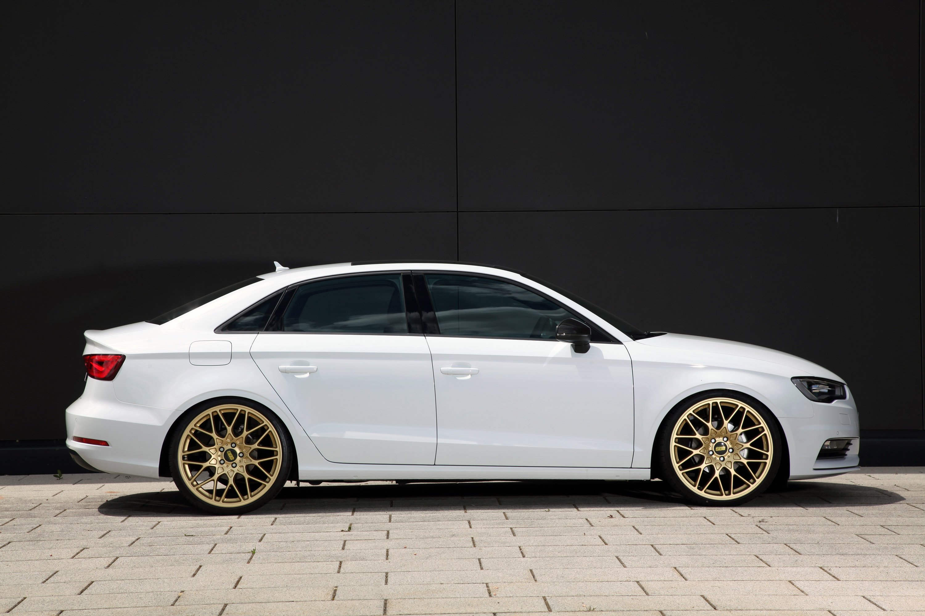 Kw Coilovers For The New Audi A3 Notchback Sedan Video