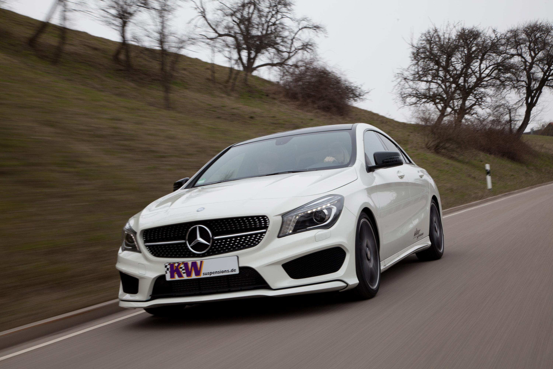 Kw mercedes benz cla class offers better driving dynamics for Mercedes benz cla deals