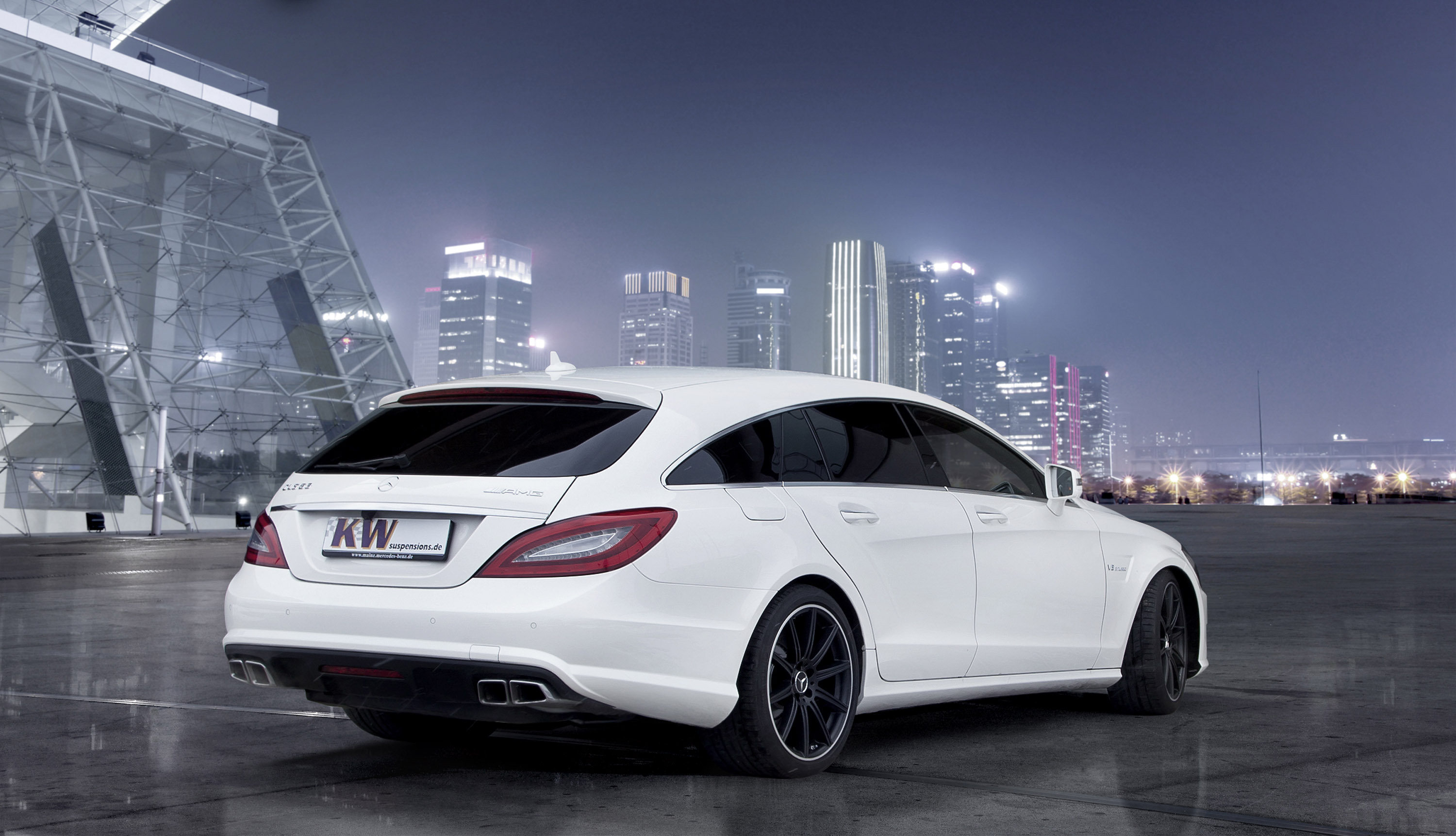 Kw Mercedes Benz Cls 63 Amg Shooting Brake Picture 87007