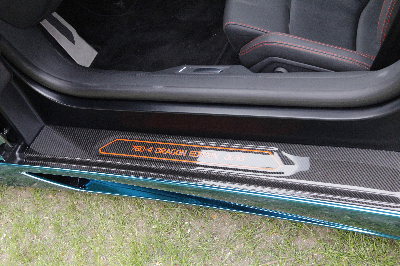 lamborghini aventador lp760 4 dragon edition by oakley design
