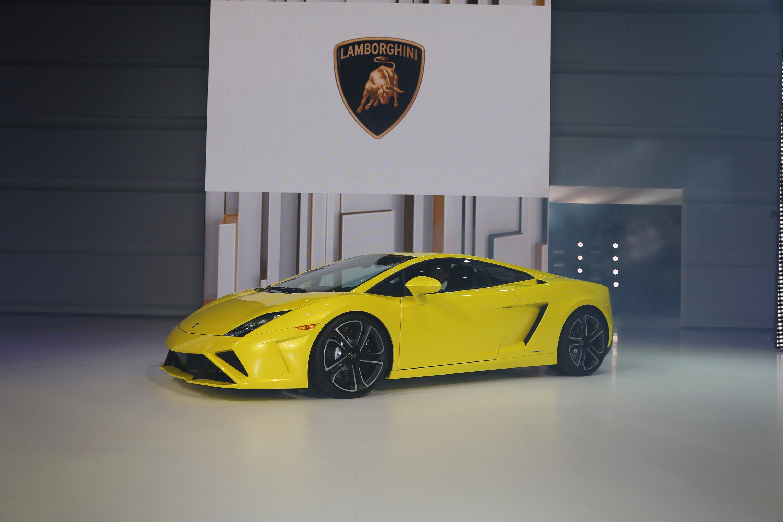 Lamborghini Gallardo Lp 560 4 And Lp 570 4 Edizione