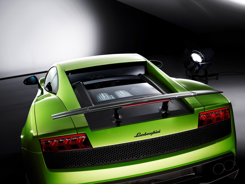 ... Lamborghini Gallardo LP 570 4 Superleggera, ...