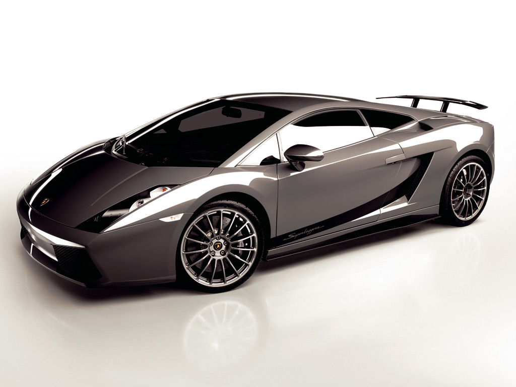 Lamborghini Gallardo Superleggera Car of the Year
