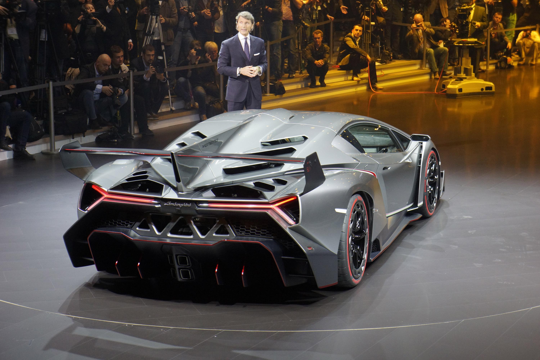 Lamborghini Veneno Geneva 2013 - Picture 82405
