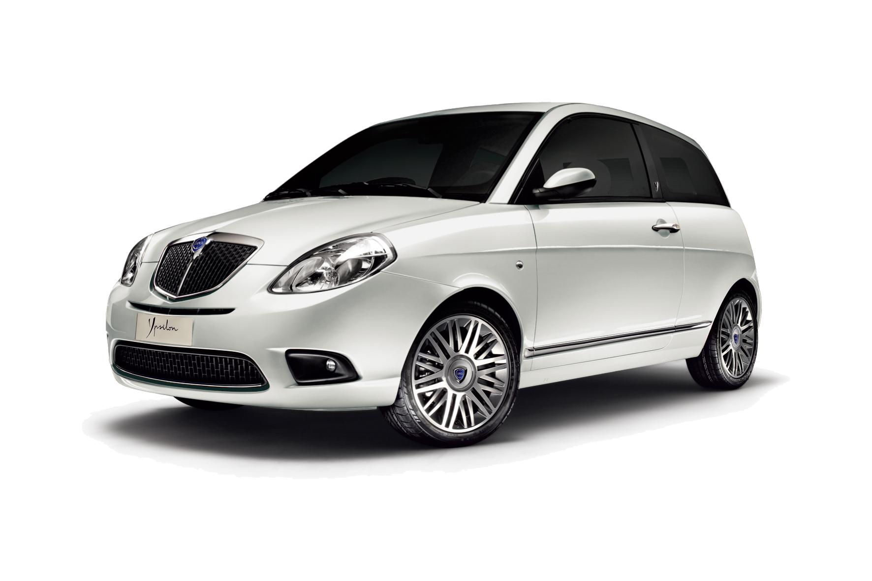 lancia ypsilon versus will be introduced at the 2008. Black Bedroom Furniture Sets. Home Design Ideas
