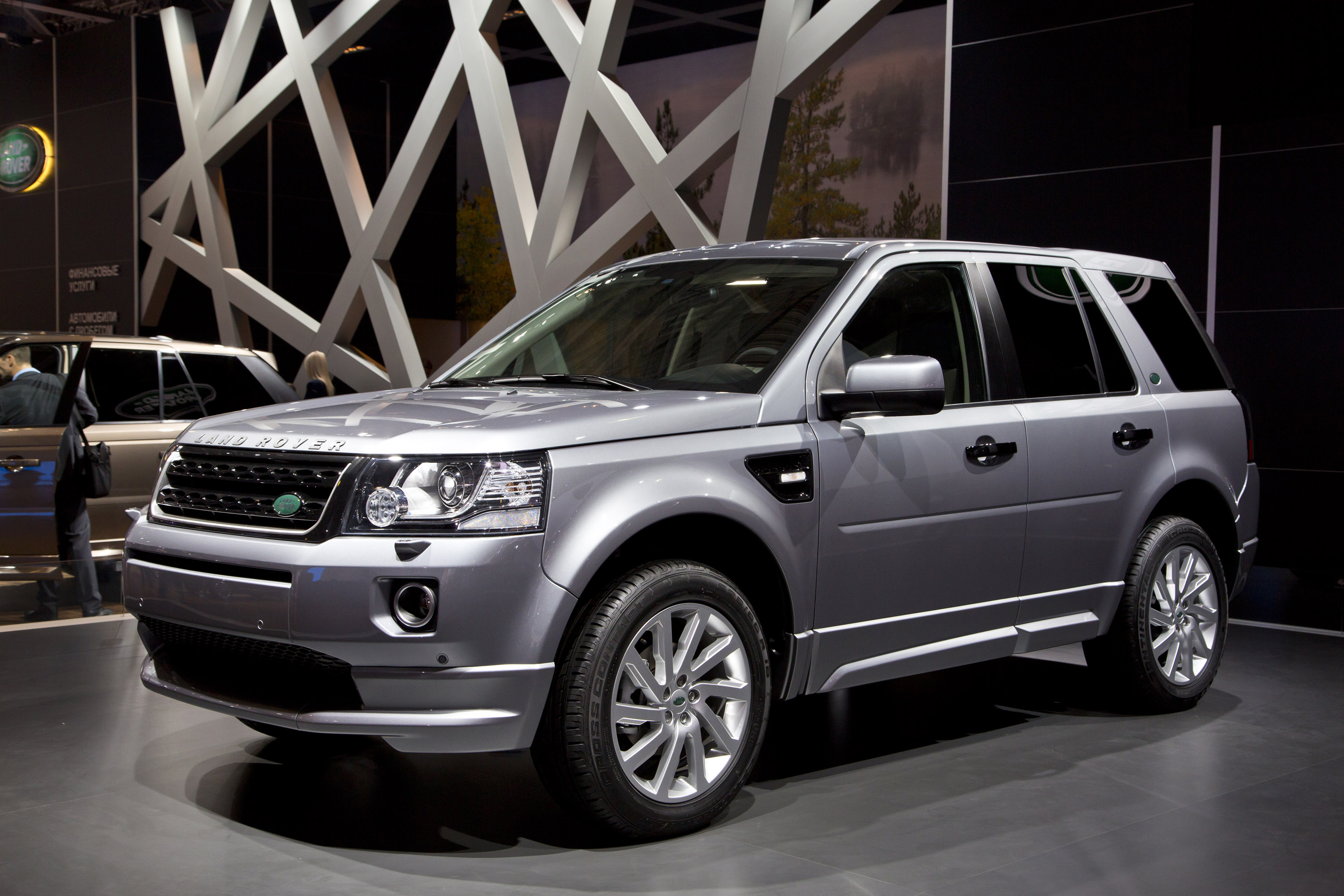 Land Rover Freelander 2 Moscow 2012 - Picture 73898