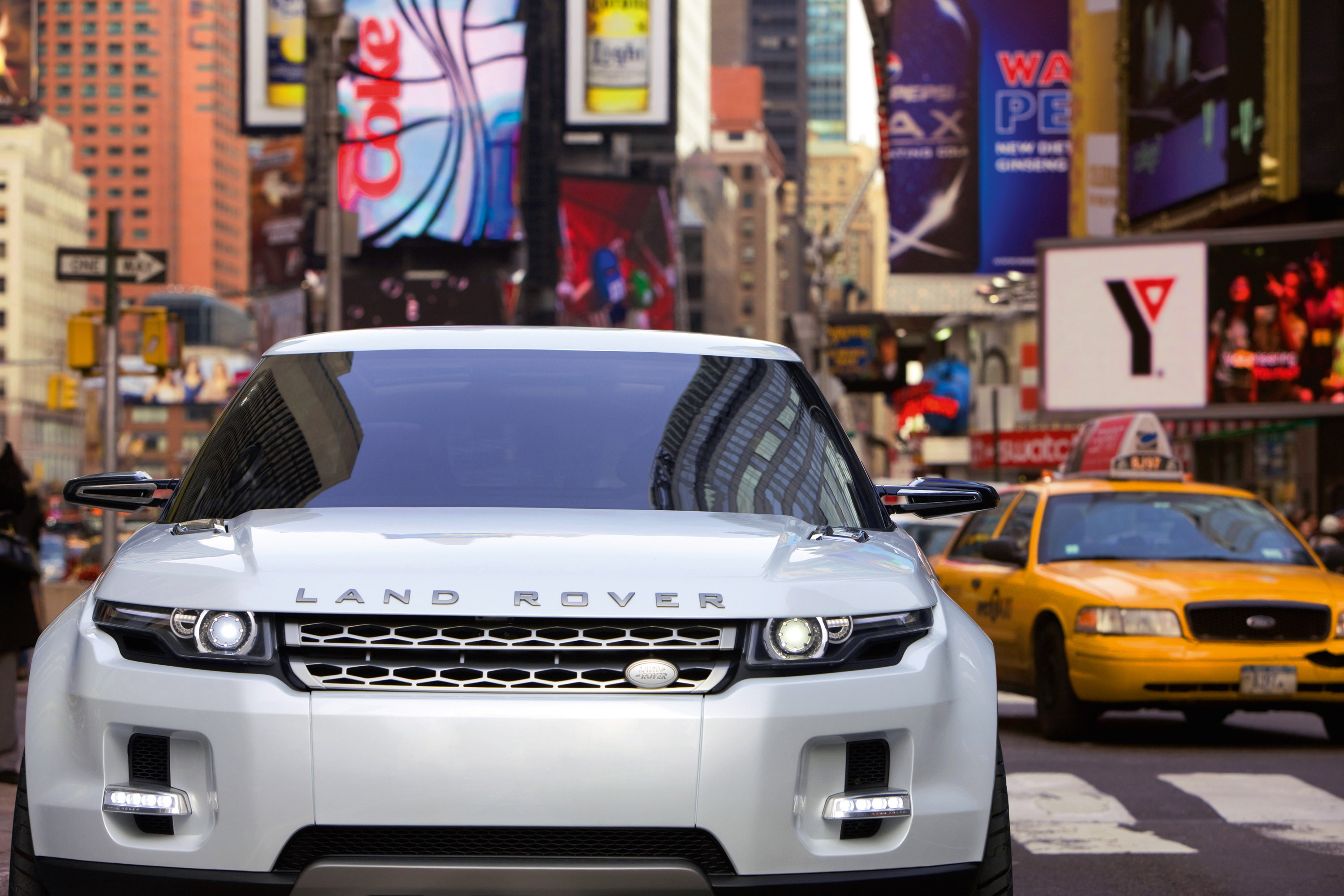 Awesome 2008 Land Rover LRX Geneva Concept Ideas - Best Image Cars ...