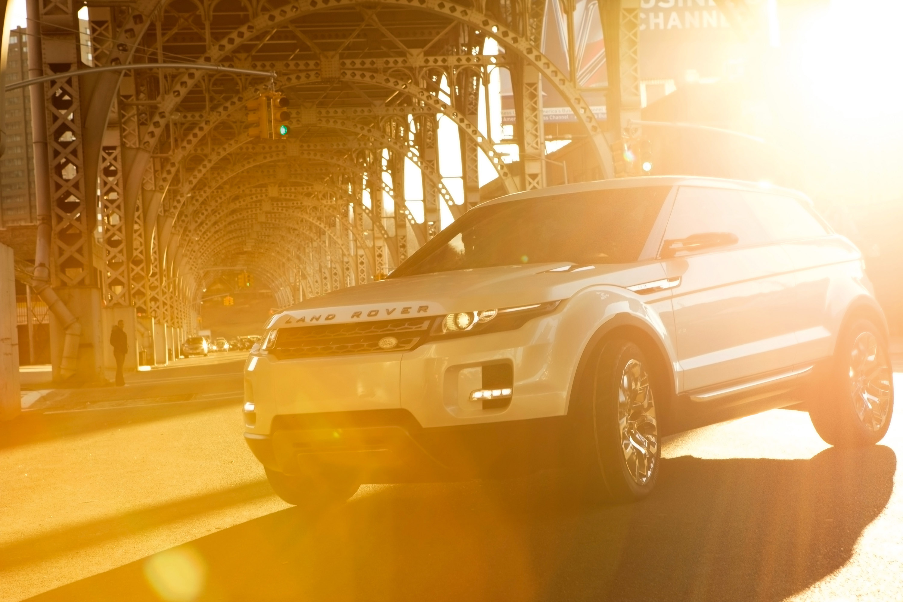 Land Rover LRX Named Concept Truck Of The Year