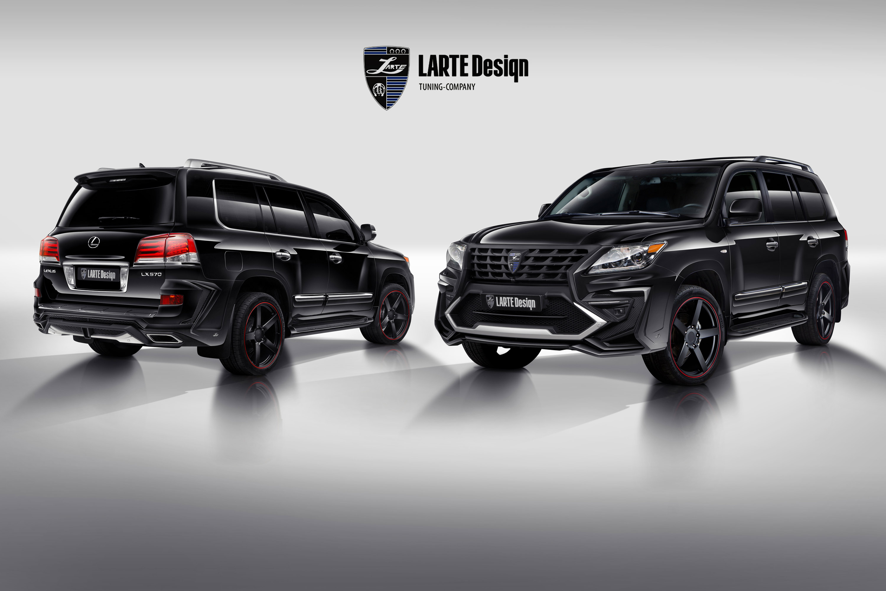 Lexus Supercharger 2017 >> Larte Design Lexus Lx 570 Alligator