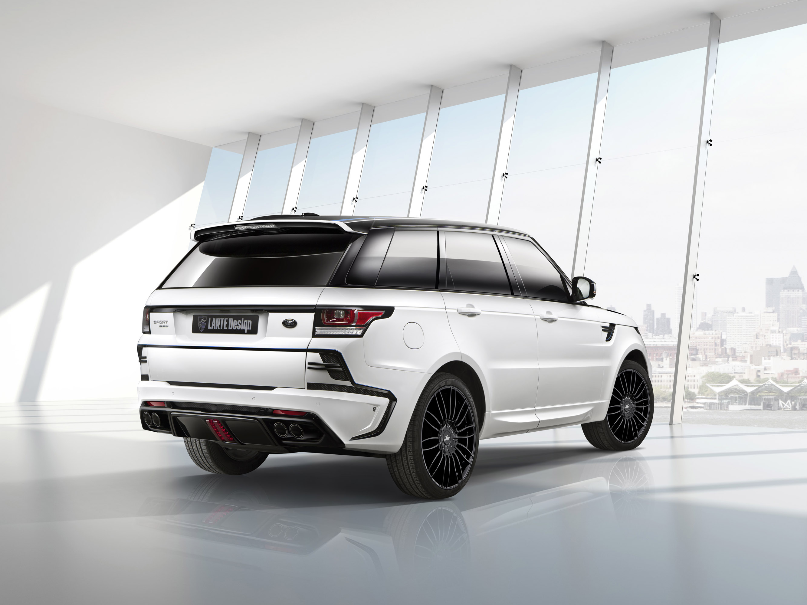 larte desing 39 s winner project on range rover sport. Black Bedroom Furniture Sets. Home Design Ideas