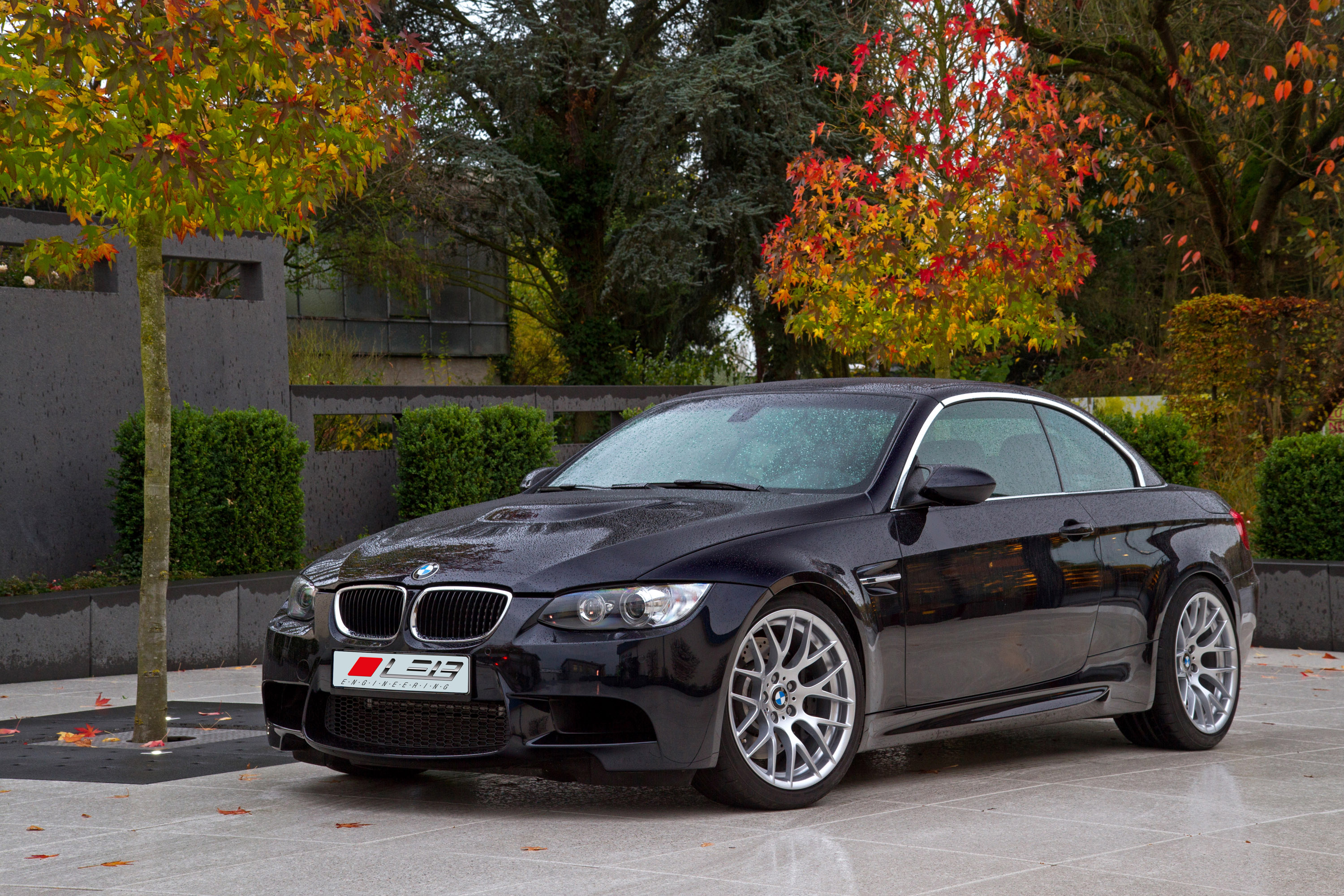A Subtle Leib Engineering Bmw E93 M3