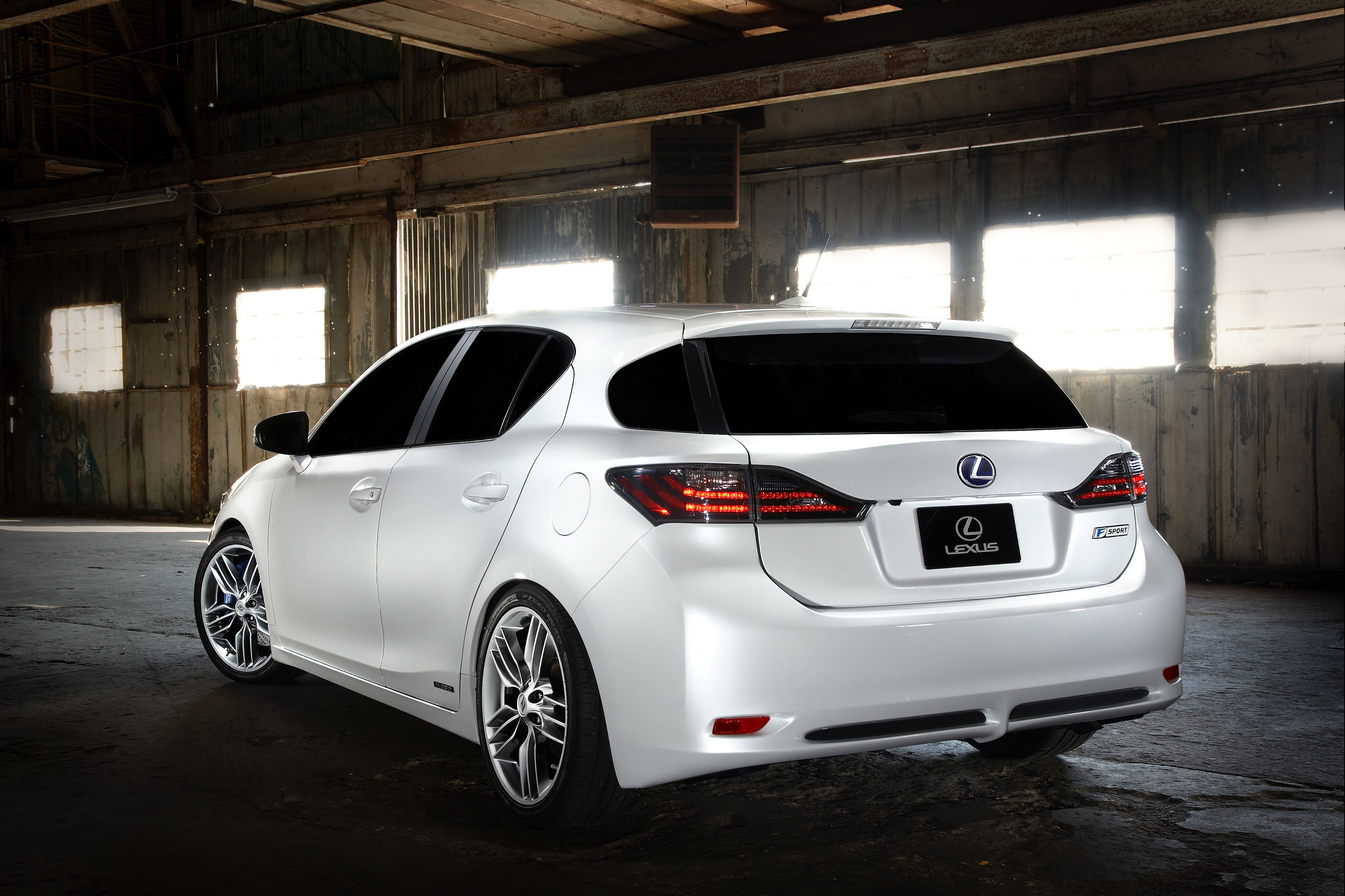 Lexus Ct200H F Sport >> Tuned Lexus cars at the 2010 SEMA Show