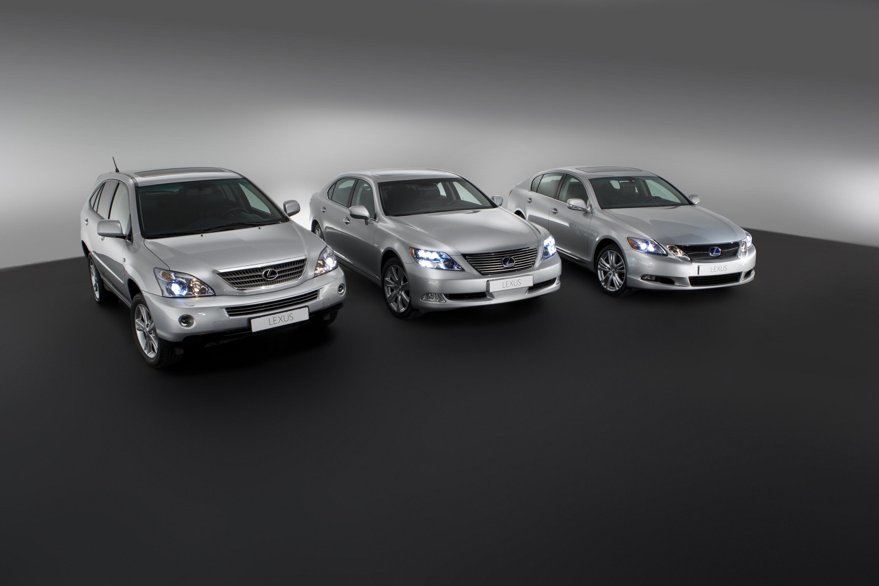 Lexus: a lineup and description