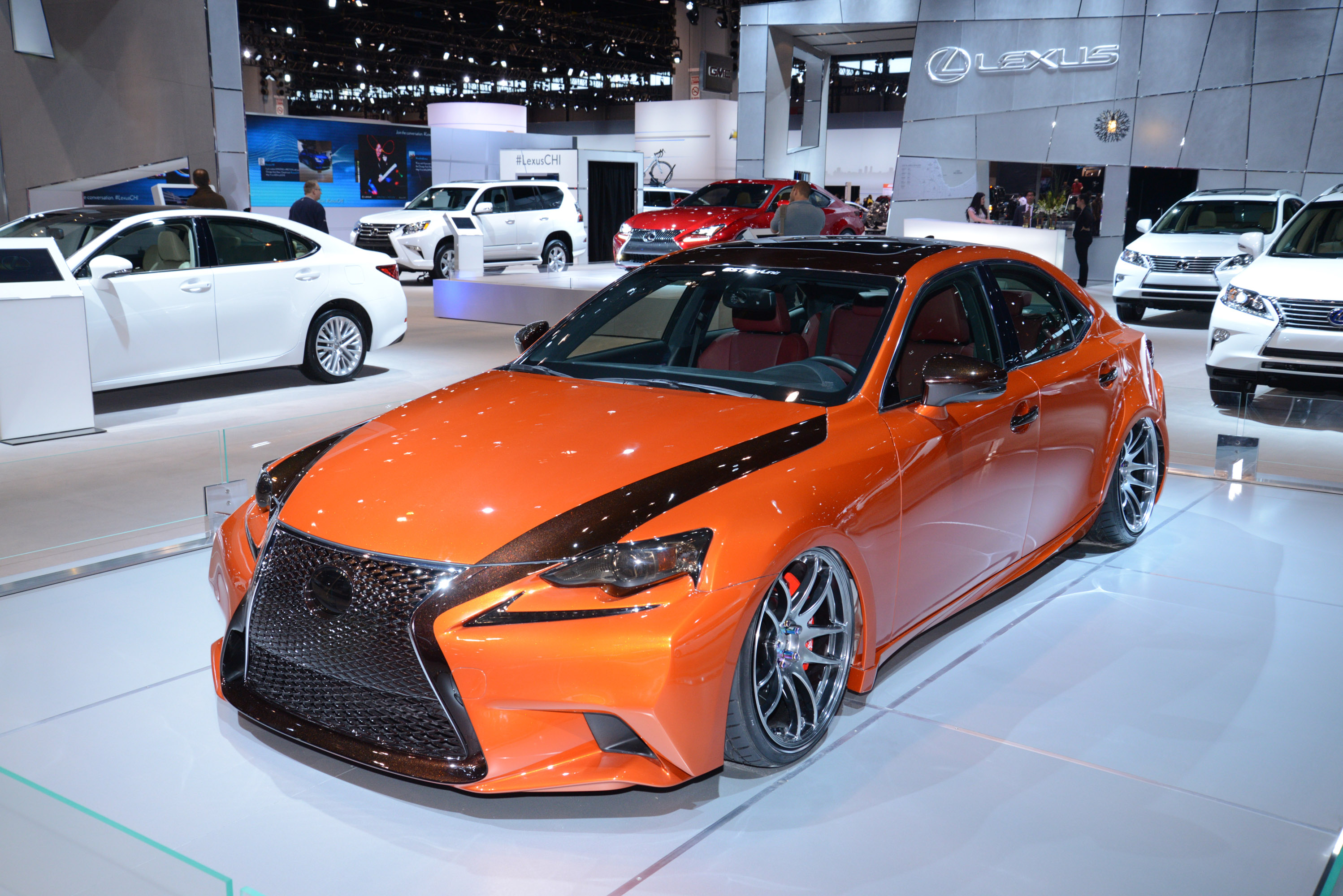 Lexus IS 250 F SPORT Chicago 2014 - Picture 96247