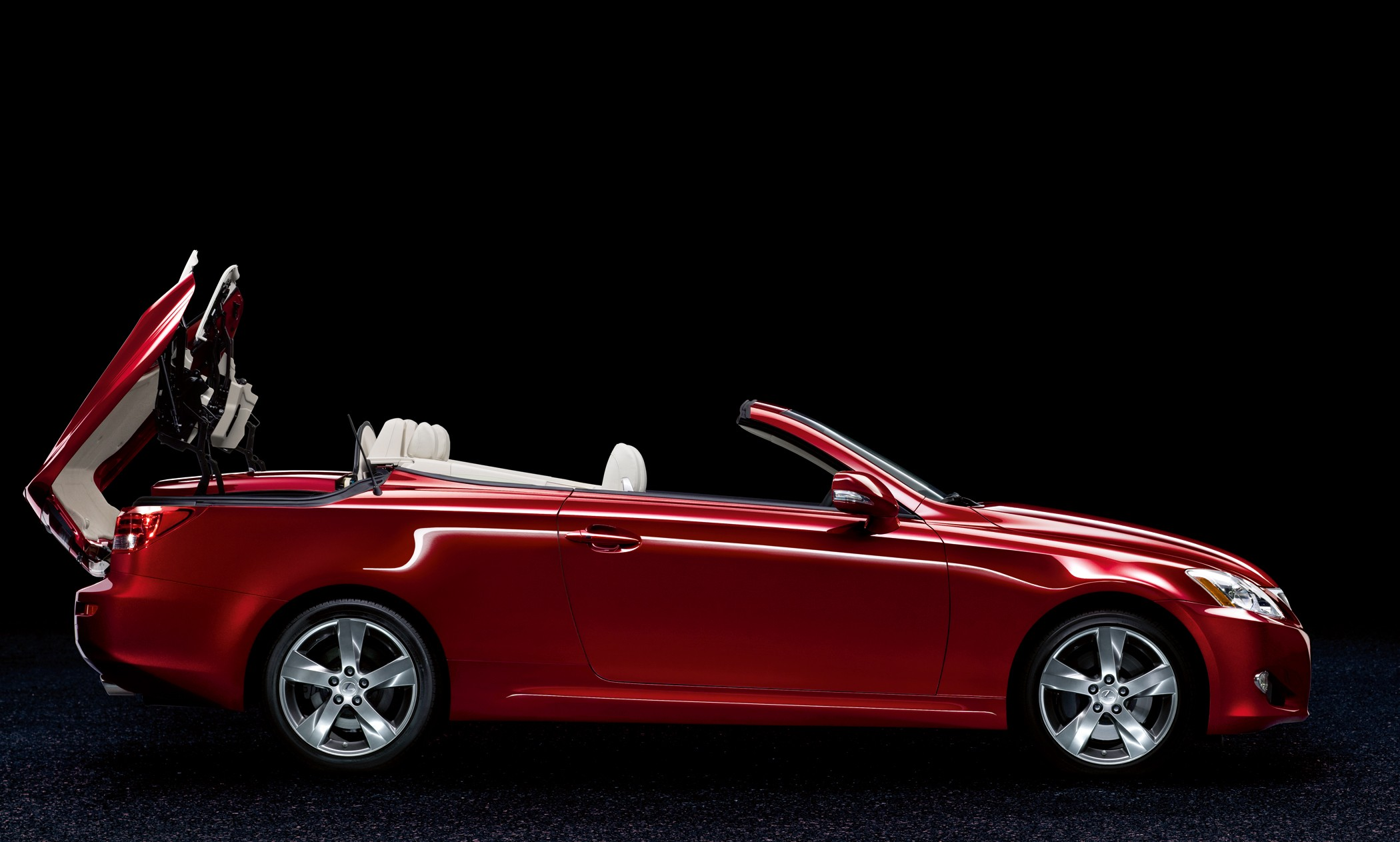 l sport convertible main lexus is c htm f