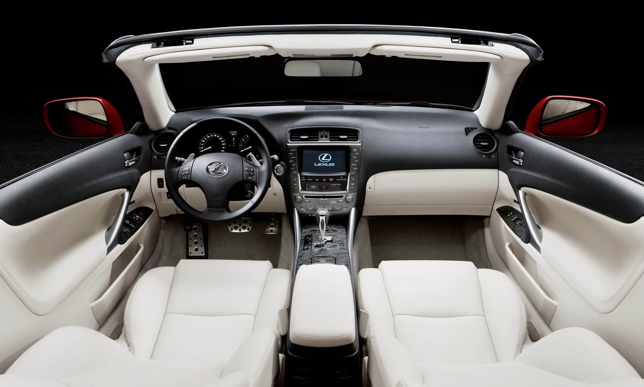 Lexus IS 250C adds heat to convertible market with sharp pricing