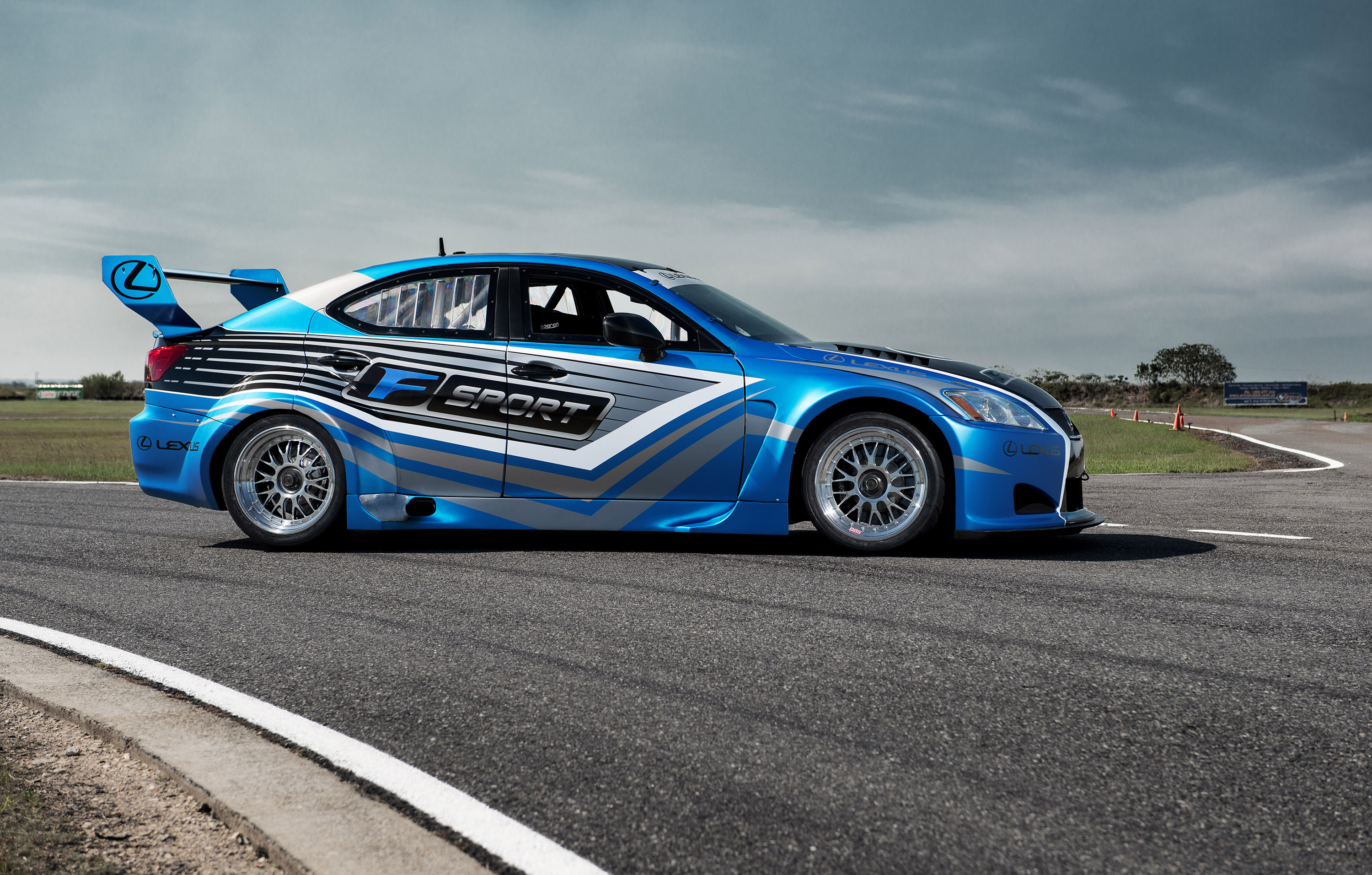 Lexus IS F Race Car  Picture 78960