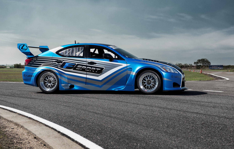 Lexus Is F Race Car Picture 78960