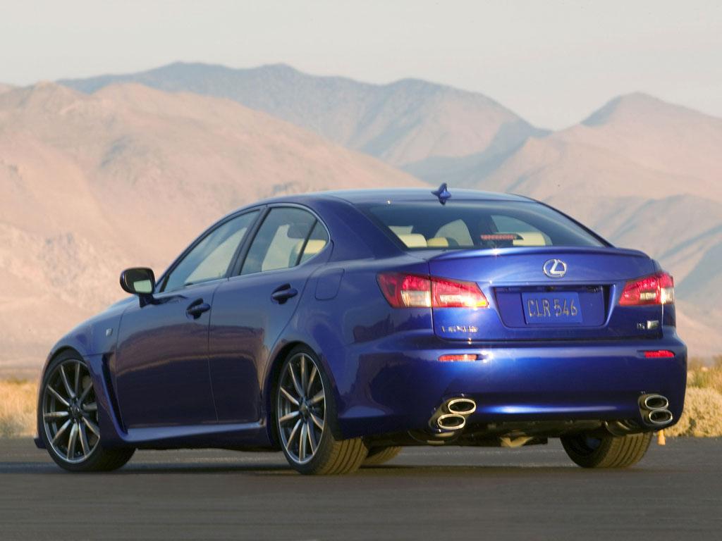 2012 Lexus IS-F Price - €70 600