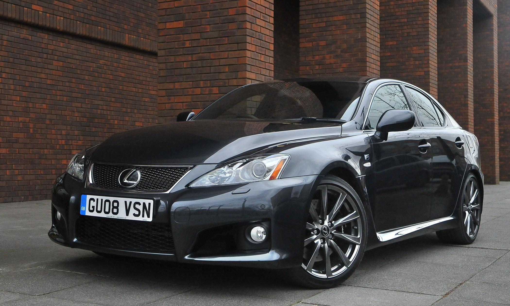 Lexus New Model >> 2012 Lexus IS-F Price - €70 600