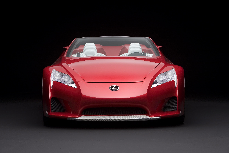 Lexus LF A Concept - Picture 6792