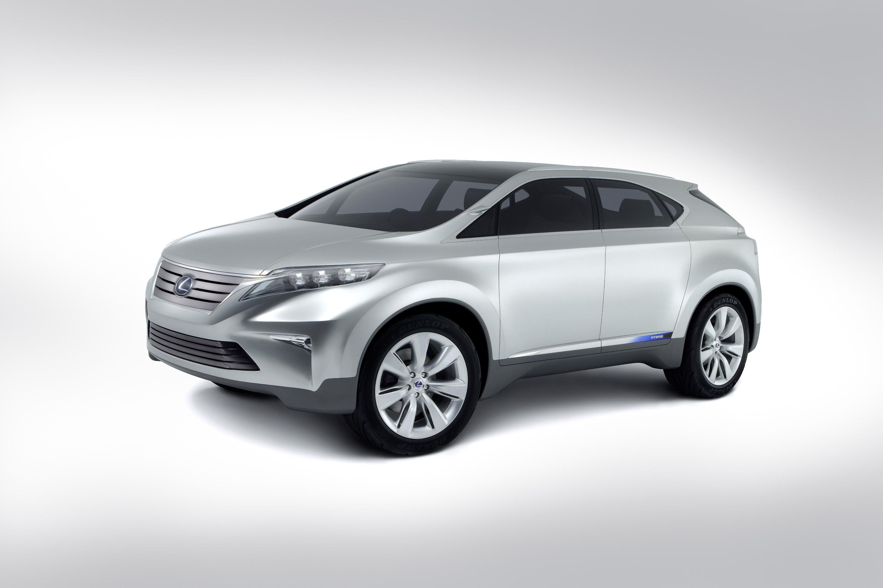 lexus to show hybrid concept at australian international motor show. Black Bedroom Furniture Sets. Home Design Ideas