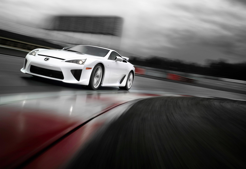 ... Lexus LFA, ...