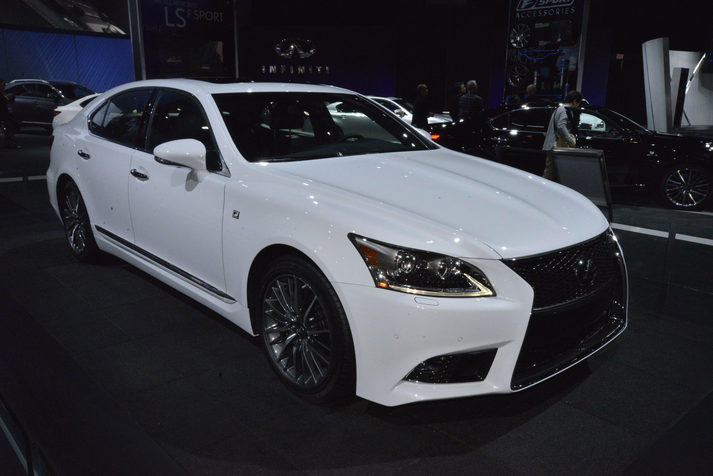 Lexus Ls F Sport Los Angeles 2012 Picture 78131
