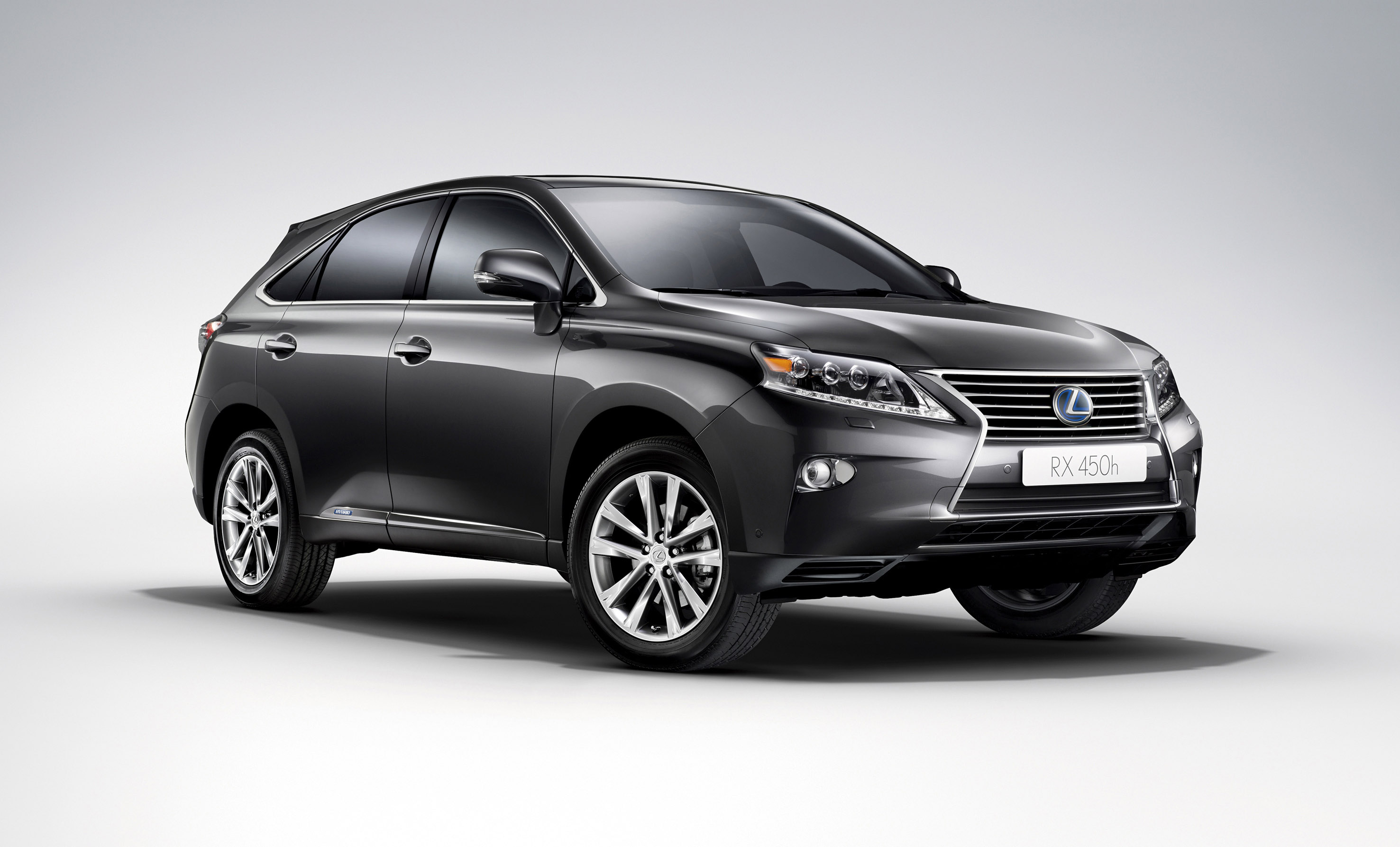 lexus rx 450h f sport picture 66026. Black Bedroom Furniture Sets. Home Design Ideas