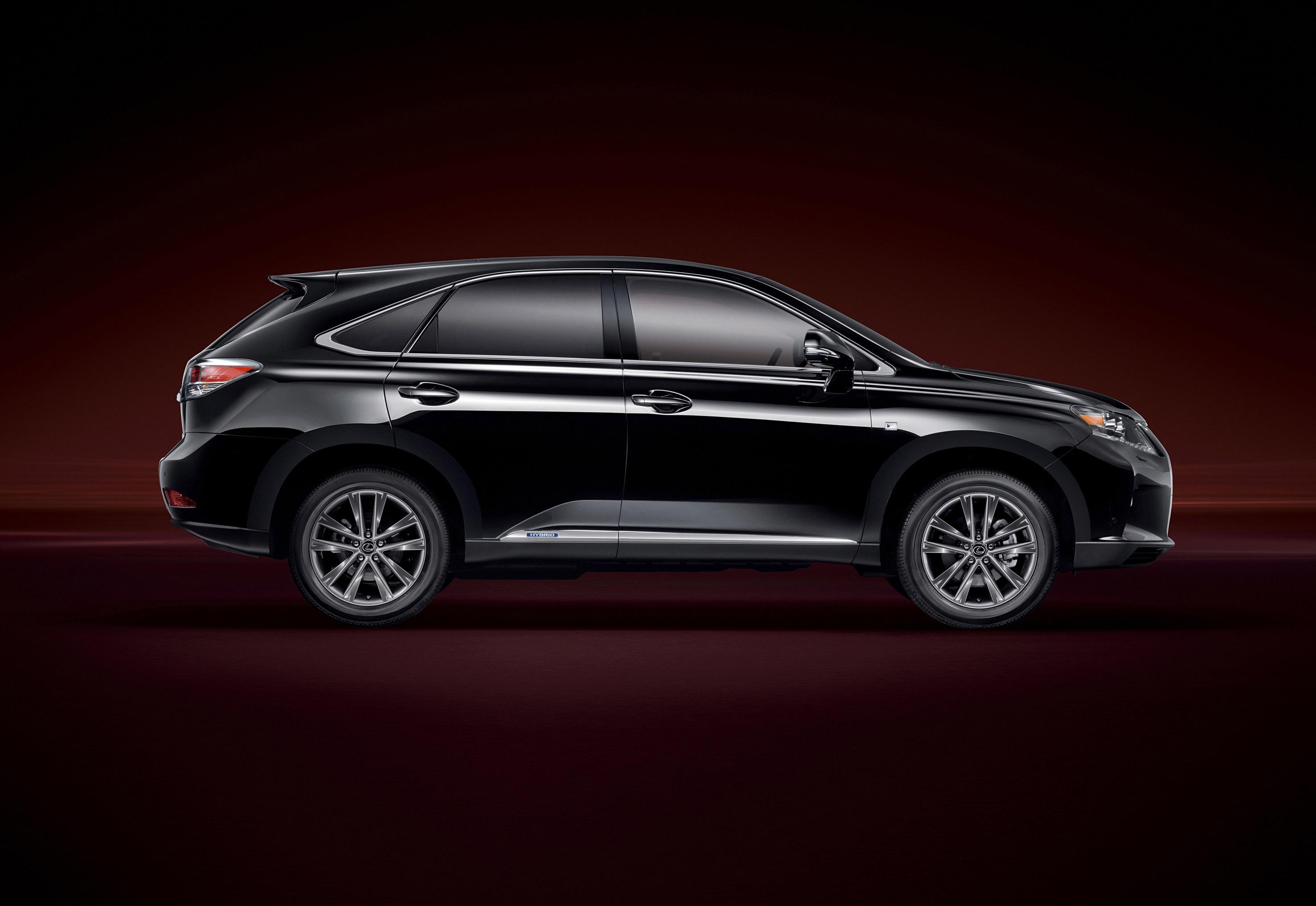 2013 Lexus Rx 450h Uk Price 163 44 845
