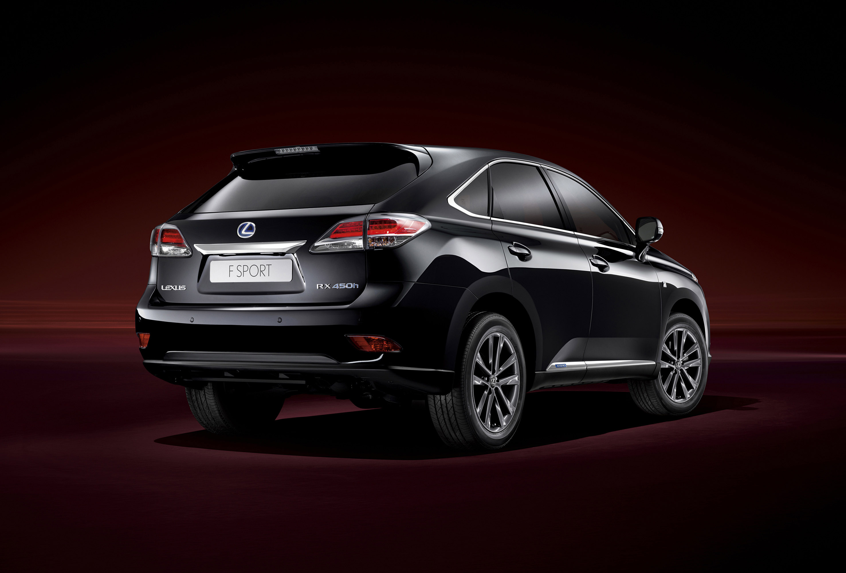 2013 lexus rx 450h range pricing announced. Black Bedroom Furniture Sets. Home Design Ideas
